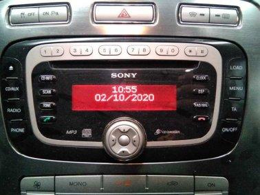 SISTEMA AUDIO / RADIO CD FORD MONDEO BER. (2007 - 2015)