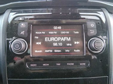 SISTEMA AUDIO / RADIO CD FIAT DUCATO COMBI TA 33 (2014 - 2020)