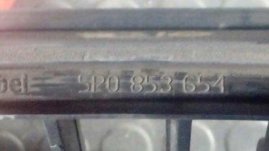 REJILLA DELANTERA SEAT ALTEA XL 1.6 (102 CV)