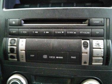 SISTEMA AUDIO / RADIO CD MITSUBISHI MONTERO (2006 - )